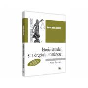 Istoria statului si a dreptului romanesc. De la prestatalitatea traca, la formarea Legii Tarii - Jean Andrei Aurel