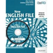 New English File Advanced Workbook with MultiROM Pack - Clive Oxenden