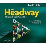 New Headway Advanced Class Audio CDs (2). Editia a IV-a - Liz and John Soars