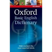 Oxford Basic English Dictionary - Editia a IV-a
