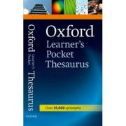 Oxford Learners Pocket Thesaurus: Over 25000 synonyms - Diana Lea