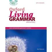 Oxford Living Grammar Elementary Students Book Pack - Ken Paterson