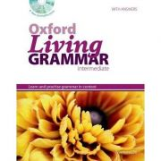 Oxford Living Grammar Intermediate Students Book Pack - Ken Paterson