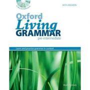 Oxford Living Grammar Pre-Intermediate Students Book Pack - Ken Paterson