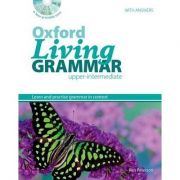 Oxford Living Grammar Upper-Intermediate Students Book Pack - Ken Paterson