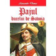 Pajul ducelui de Savoia 2-3 - Alexandre Dumas