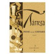 Piese pentru chitara Vol. 1 - Francisco Tarrega