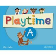 Playtime A Course Book - Claire Selby