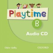 Playtime B Class CD - Claire Selby