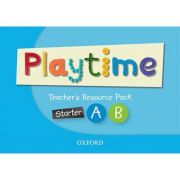 Playtime Starter, A&B Teachers Resource Pack - Claire Selby