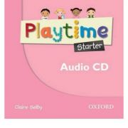 Playtime Starter Class CD - Claire Selby