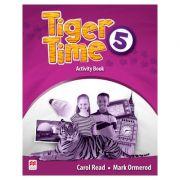 Tiger Time 5 Activity Book ( Caietul elevului )