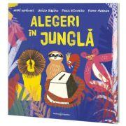 Alegeri in jungla - Andre Rodrigues, Larissa Ribeiro, Paula Desgualdo, Pedro Markun