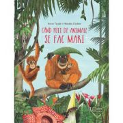 Cand puii de animale se fac mari - Anna Taube, Hanako Clulow