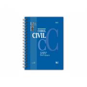 Codul civil 2021 - EDITIE SPIRALATA, tiparita pe hartie alba - Dan Lupascu