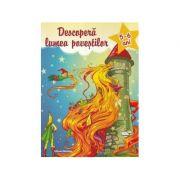 Descopera lumea povestilor 5-6 ani - Ioana Suilea