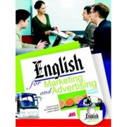 English for Marketing and Advertising. Cu CD - Sylee Gore