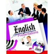 English for presentations. CD inclus - Marion Grussendorf