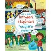 Intrebari si raspunsuri despre reciclare si deseuri (Usborne) - Usborne Books