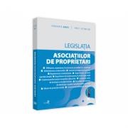 Legislatia asociatiilor de proprietari. IANUARIE 2021. Editie tiparita pe hartie alba