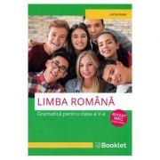 Limba romana - Clasa 5 - Gramatica - Larisa Kozak