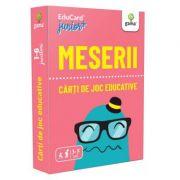 Meserii. EduCard Junior plus. Carti de joc educative
