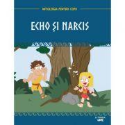 Mitologia. Echo si Narcis
