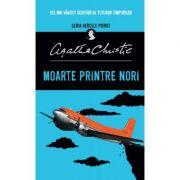 Moarte printre nori - Agatha Christie