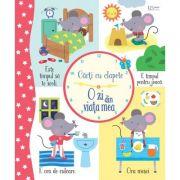 O zi din viata mea (Usborne) - Usborne Books