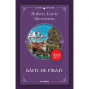 Rapit de pirati - Robert Louis Stevenson