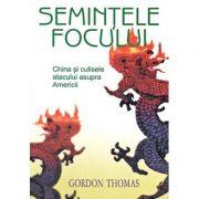 Semintele focului. China si culisele atacului asupra Americii - Gordon Thomas