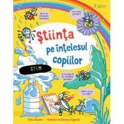 Stiinta pe intelesul copiilor (Usborne) - Usborne Books