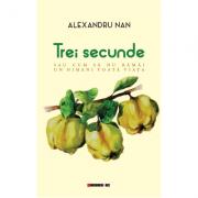 Trei secunde sau cum sa nu ramai un nimeni toata viata - Alexandru Nan