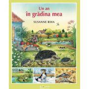 Un an in gradina mea - Susanne Riha