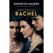 Verisoara mea Rachel - Daphne du Maurier