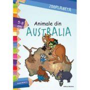 Zooplaneta. Animale din Australia - Ioana Suilea