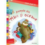 Zooplaneta. Animale din mari si oceane - Ioana Suilea