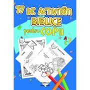 77 de activitati biblice pentru copii