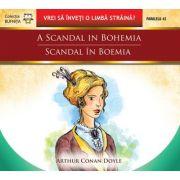 A scandal in Bohemia / Scandal in Boemia - Arthur Conan Doyle