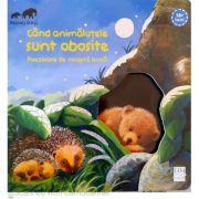 Cand animalutele sunt obosite-Poezioare de noapte buna - Sabine Cuno, Ana Weller