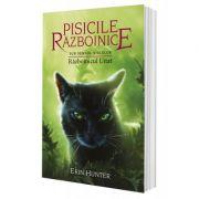 Cartea 23 Pisicile Razboinice. Razboinicul Uitat - Erin Hunter