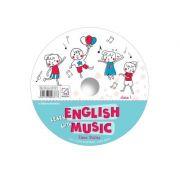 CD pentru Learn English with music – caiet de lucru pentru clasa I - Elena Sticlea