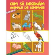 Cum sa desenam animale de companie - Ilustrator Dan Negrut