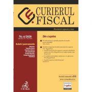 Curierul Fiscal nr. 6/2020