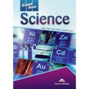 Curs limba engleza Career Paths Science Manualul elevului cu digibook app. - Virginia Evans