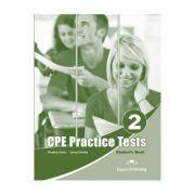 Curs limba engleza examen Cambridge CPE Practice tests 2 Manualul elevului cu digibook app. - Virginia Evans, Jenny Dooley
