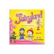Curs limba engleza Fairyland 2 Audio CD elev - Jenny Dooley, Virginia Evans