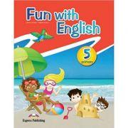 Curs limba Engleza Fun with English 5. Manualul elevului - Jenny Dooley
