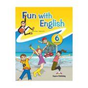 Curs limba Engleza Fun with English 6 Manualul elevului - Jenny Dooley