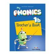 Curs limba engleza My Phonics 1B Manualul profesorului cu cross-platform application - Jenny Dooley